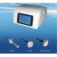 China 40KHZ Ultrasound Cavitation Fat Reduction RF Equipment on sale