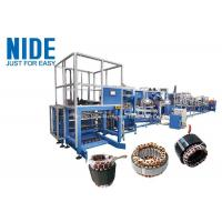 Quality High Automation Motor Production Line Stator Winding Machine New Condition wholesale