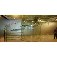 China New home designs tempered / laminated glass for Staircase on sale