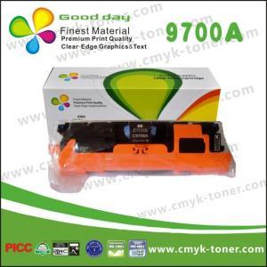 Quality C9700A HP Color laserJet Toner Cartridge Compatible 1500 2500 2820 wholesale
