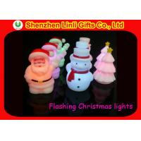 Quality Color changing Christmas LED flashing  toy gifts FL12001,2,3 wholesale