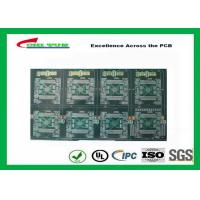 """Quality Professional Quick Turn PCB Prototypes FR-4 4.5MM Board Thickness Gold 50u"""" wholesale"""