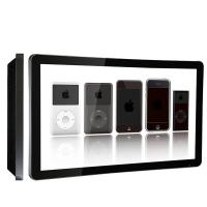 China Interactive Indoor Digital Signage , Dust Proof Digital Menu Boards 49 Inch on sale