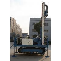 Quality MDL-150D Crawler Mounted Anchor Drilling Rig Rock Layers Casing pipe  Full Hydraulic wholesale