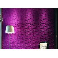 Cheap Embossed Wall Art PVC Eco Friendly Wallpaper Waterproof 3D Wall Panel for Home for sale