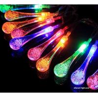 Buy cheap 20LED Solar Fairy Lights ASG-001 Solar String Lights Decorative Lights Christmas Solar LED Lights Solar Garden Lights from wholesalers