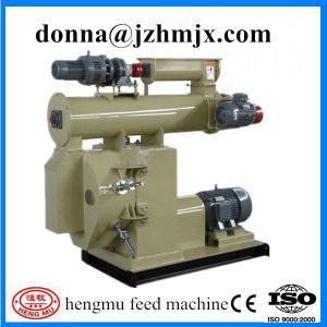 Quality High capacity and energy consumption organic fertilizer pellet production line for sale wholesale