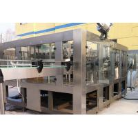 Quality 3 In 1 Brewery Production Line Packaged Drinking Water Filling Machine 10000 Bph wholesale