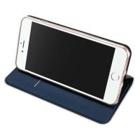 Quality Dux Ducis mobile phone cover  iPhone 8 Plus case with stand , dark blue wholesale