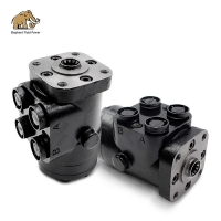 China 100CC Hydraulic Steering Valve Orbital Ductile Iron For Forklift on sale