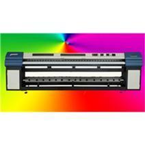 Quality ICONTEK M7 best outdoor large format plotter digital printer 3.2M With 8pcs Seiko Printhead wholesale