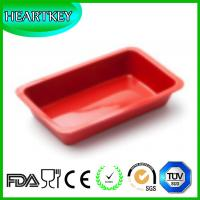 Quality High Quality Silicone Baking Cake Mold Rectangle Non-stick Bread Toast Mould Loaf Pan wholesale