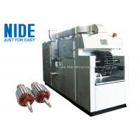 Quality Compact design Trickle Impregnating Machine For small motor armatures wholesale