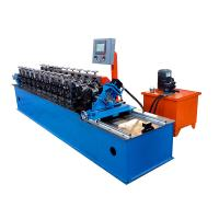 China GI Drywall Stud Roll Forming Machine , Metal Stud Roll Former Inner Diameter 450-550mm on sale