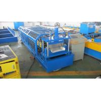 Quality Steel Standing Seam Roofing Sheet Roll Forming Machine High Speed wholesale