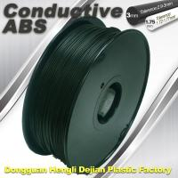 Quality Markerbot ,  ABS Conductive 3D Printer Filament 1.75mm / 3.0 mm wholesale