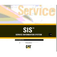 China New version Caterpillar SIS cat SIS 2017.07 full parts and repair with 3D Graphics on USB Hard Disk on sale