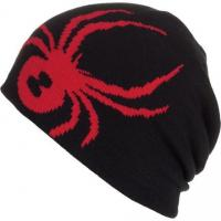 Quality Unisex Spider Knitting  Acrylic Wool Innsbruck Pattern Reversible Chunky Beanie Hat For Men wholesale