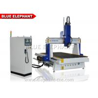 Quality 3D Carving 4 Axis CNC Router Machine wholesale