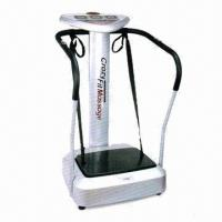 Quality Whole body vibration machine, CE, EMC and LVD certified, RoHS Directive-compliant wholesale