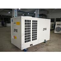 Quality Full Metal 10HP Portable Air Conditioner Outdoor Unit Plug In Then Play For Marquee Tent wholesale