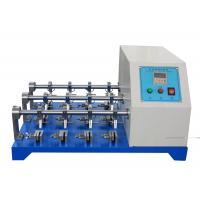 Quality BS - 3144 Standard Leather Testing Equipment For Flexing Resistance Test with 12 Groups wholesale
