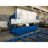 Quality 125T / 4000mm CNC Hydraulic Press Brake Bending Machine for Steel Plate wholesale