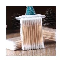 Quality General Size Wooden Cotton Buds Lightweight wholesale