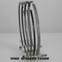China 135MM Hino EF500 Engine Piston Ring Set for TRUCK 13011-1131 / 13011-1131B / 13011-1460 on sale