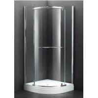 Quality 8mm Tempered Glass Shower Cubicle with Chrome Frame (MY-4062) wholesale