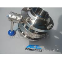 Quality Sanitary Stainless Steel Pulling Hanlde Butterfly Valve (ACE-DF-7T) wholesale