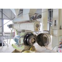 Quality Advanced Automatic Feed Pellet Production Line , 10-15T/H Complete Feed Mill Plant wholesale