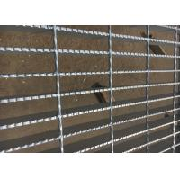 China Toothed Industrial Galvanized Steel Grating Flooring Item:G405/30/100 on sale