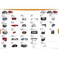 Quality High Efficiency Pic Kup Accessories , 2005 Mitsubishi Canter Parts Lightweight wholesale