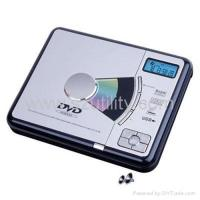 China Mini DVD player support VGA USB SD card read built in stereo speaker 5.1channel on sale