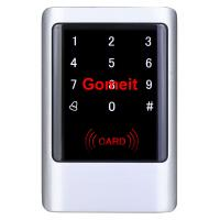 Quality Metal Keypad 12VDC Standalone RFID Access Control ID / IC Card Aluminum Alloy wholesale