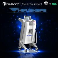 China 2015 newest and hottest hifu loss weight, Non-invasive hifu Slimming machine on sale