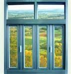 China Double glazing low e sunroom Aluminium Frame Glass Vertical Sliding Window on sale