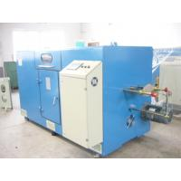 China Double Twister Wire Cable Making Machine , Copper Wire Twisting Machine on sale