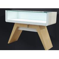 Quality Healthy Material Cell Phone Display Case / Store Display Fixtures Nice Appearance wholesale