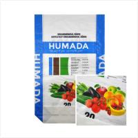 China Agriculture Nutrient / Flour Packaging Bags , Square Bottom Bopp Laminated Bags on sale