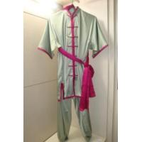 Cheap fashion men kungfu suit with a belt for sale