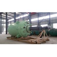 Quality Petrochemical , chemical glass lined reactors with corrosion protection materials wholesale