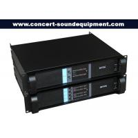 Quality 2 x 2400W Light Weight High Power Amplifier FP 14000 For Live Sound wholesale