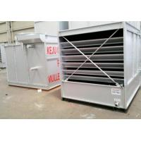 Closed Circuit Industrial Cross Flow Cooling Tower Easy Installation And Maintenance