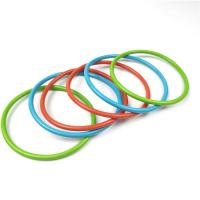 Quality nitrile o rings fuel resistant material  custom colored sealing rubber o rings wholesale