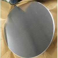 Quality Glossy Aluminium Round Discs Circular Aluminum Plate Mill Finished For Cookware wholesale