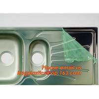 China PE Protective Film With Adhesive, Protective film,pe lamination film for pvc window profile on sale