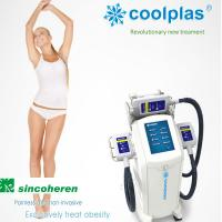 Quality Vertical Type Cryolipolysis Fat Freeze Slimming Machine 300mm × 400mm × 900mm wholesale