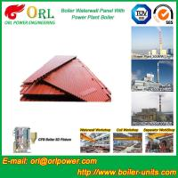 Quality Energy Saving Solar Water Wall Panel For Boiler TUV Certification wholesale